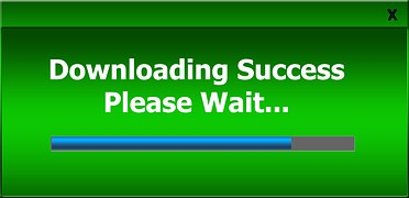 downloading-success