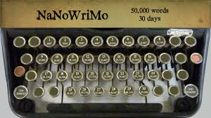 NaNoWriMo Day 9: The Devil is Driving Me